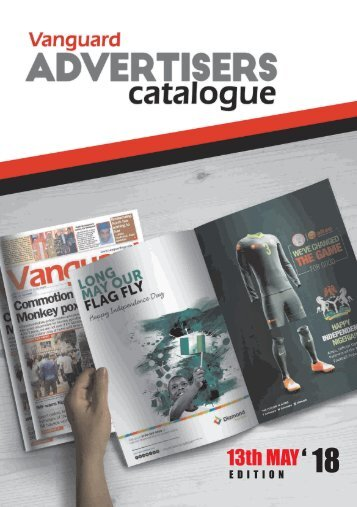 ad catalogue 13 May 2018