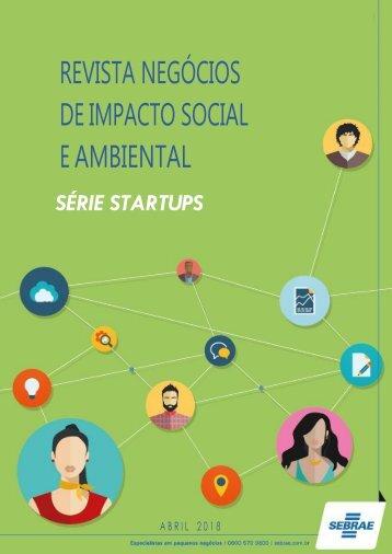 Revista - Startups de NISA [ATUALIZADA] 2