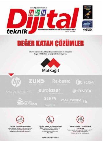 Dijital Teknik Mayıs 2018