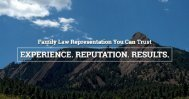 Family Law offices in Westminster, Colorado