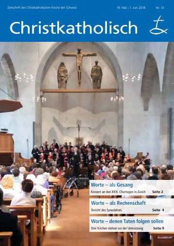 Christkatholisch 2018-10