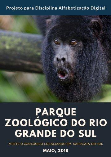 PARQUE ZOOLÓGICO DE SAPUCAIA DO SUL