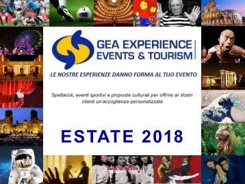 servizi turistici GEA