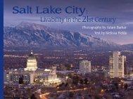 Salt Lake City: Livability in the 21st Century