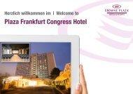 Professional-Meeting-Planner Frankmfurt