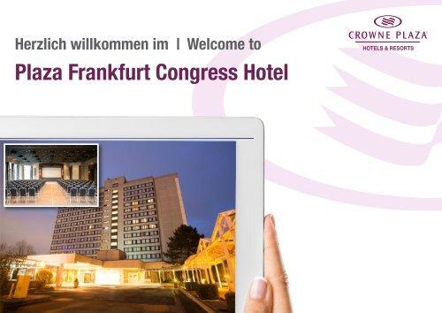 Professional-Meeting-Planner Frankfurt