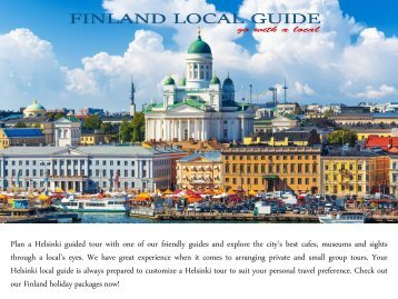 Helsinki Guided Tours