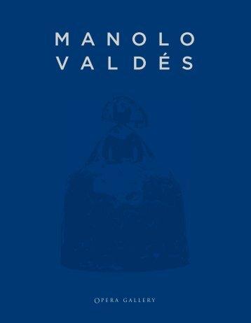 Manolo Valdés Genève