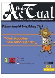 buletin edisi pertama