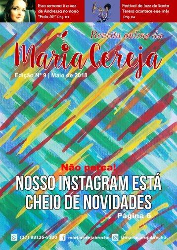 Revista Maria Cereja - Edição 009
