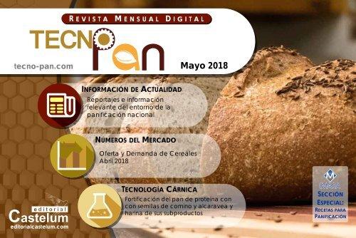 TECNO PAN MAYO 2018