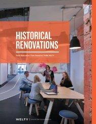 Historic Renovations