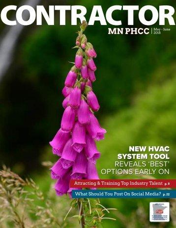 Minnesota PHCC Contractor May/June 2018