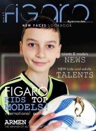 FIGARO Lookbook Issue#3