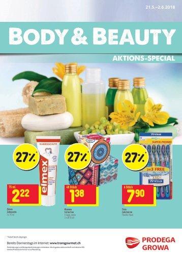 Body & Beauty 21