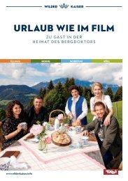 Urlaub wie im Film - Die Heimat des Bergdoktors