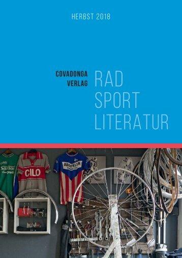 Covadonga Verlag – Die neuen Bücher – Herbst 2018