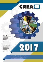 Revista do Crea-SE 2017