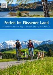 Ferien im Füssener Land 2018/19