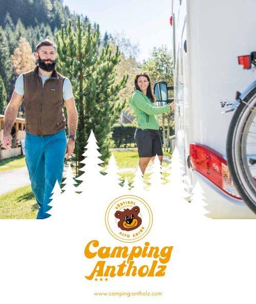 Camping Antholz 2018