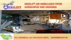 Hassle-Free Medilift Air Ambulance from Gorakhpur and Varanasi is Now Available - Page 3