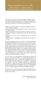 Cahier Environnement et Propreté 2018 - Page 3