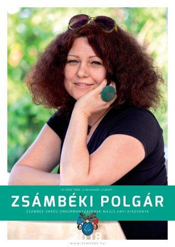Zsámbéki Polgár 2018. május