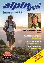Sport 2000 _Magazin - Sommer 2018