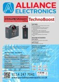 Alliance Electronics Ltd Powervamp Products 2018 - Page 2