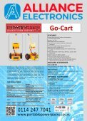 Alliance Electronics Ltd Powervamp Products 2018 - Page 5