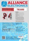 Alliance Electronics Ltd Powervamp Products 2018 - Page 7