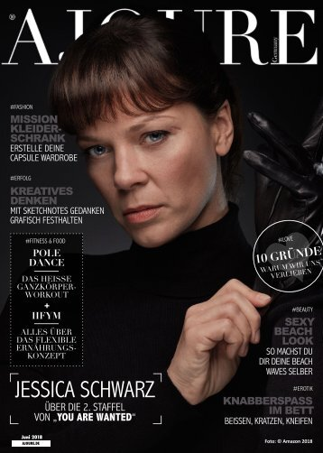 AJOURE´ Magazin Juni 2018
