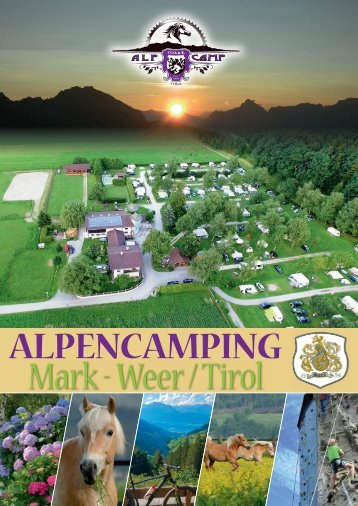 Alpencamping Mark Magazin 2018