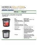 Flyer Pyrogel - Pasta combustible - Bio Etanol - Page 2
