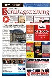 2018-04-09 Bayreuther Sonntagszeitung