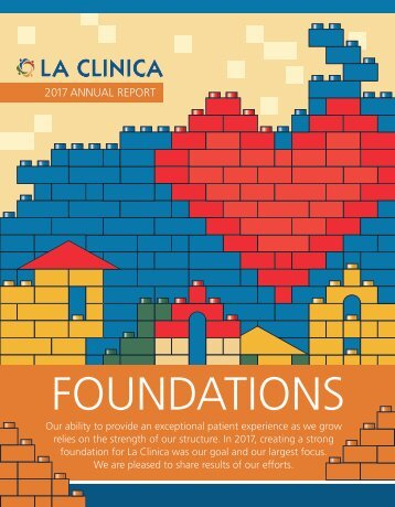 La Clinica 2017 Annual Report