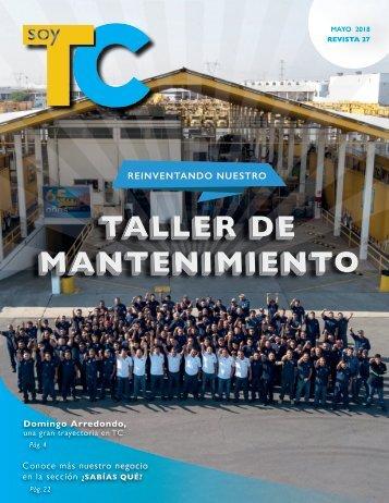 Revista Transportes Cuauhtémoc para operadores