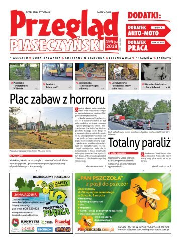 Przegląd Piaseczyński, wydanie 195