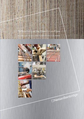 Nielsen Bainbridge 2018 catalogue