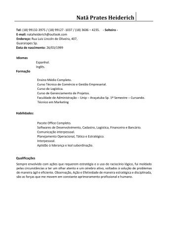 Currículo Natã Heiderich - 2018 (1)