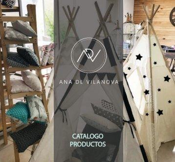 CATALOGO ANA DE VILANOVA