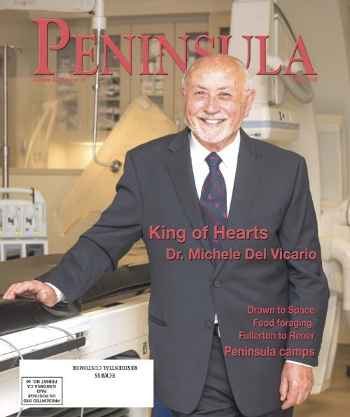 Peninsula People May 2018