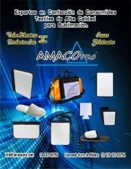 Amaco full, blanks catalog 2