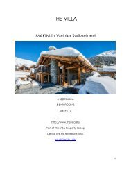 Makini - Verbier Switzerland