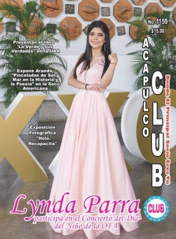 Revista Acapulco Club 1159