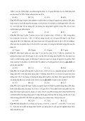 Bộ đề thi thử THPTQG năm 2018 - Môn Hóa học - Trần Hoàng Phi - Lize - 16 ĐỀ + ĐÁP ÁN - Page 5