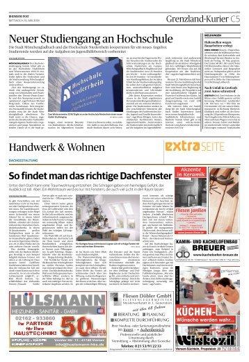 Handwerk & Wohnen  -16.05.2018-