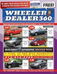 Wheeler Dealer 360 Issue 20, 2018