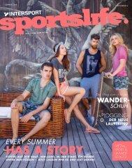 sportslife Sommer 2018