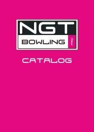 NGT-Bowling Katalog englisch